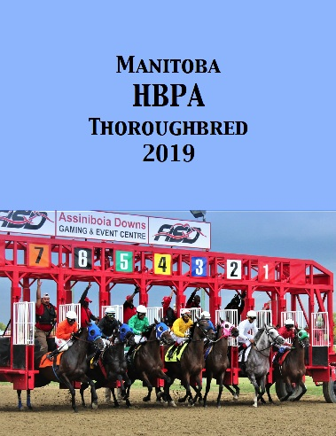 Manitoba HBPA Thoroughbred 2019 Magazine